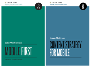Books on Mobile for those who register for the Workshop