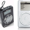 Apple iPod vs. Diamond Rio MP3 Player