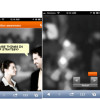 A Flash-based Adobe Captivate 6 course converted to HTML5 and viewed on an Apple iPhone