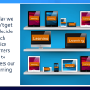Today we don't get to decide which device learners use to access our Learning - slide used in my mobile learning workshop